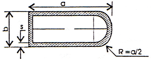 kích thước sắt hộp chữ D