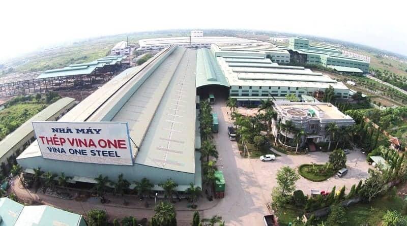 Nhà máy thép Vina One