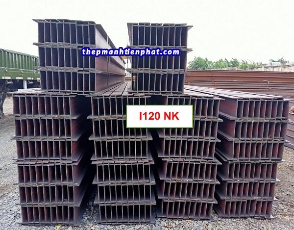 Thép i 120 nhập khẩu