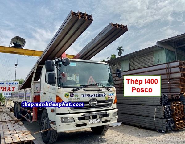 Thép I400 posco