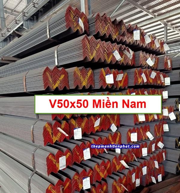 Thép v 50x50 Miền Nam