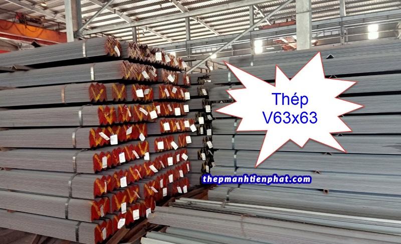 Thép V63x63
