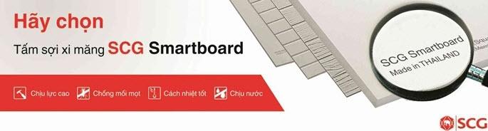 Tấm Smartboard SCG Thái Lan