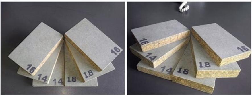 Độ dày tấm Cement Board SCG